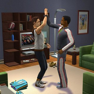 Two new titles in the Sims 2 franchise