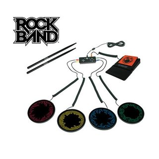 Rock Band portable drum kit for Xbox 360