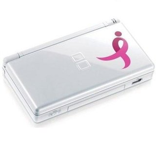 Nintendo helps breast cancer awareness with limited edition Pink Ribbon DS Lite