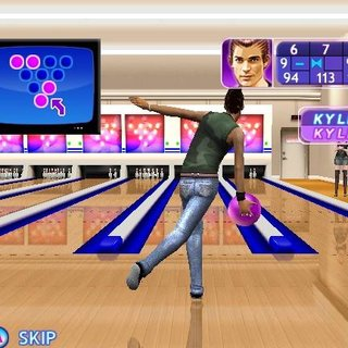 Midnight Bowling and Potpourii on WiiWare