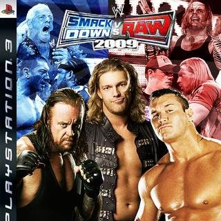 WWE SmackDown vs. Raw 2009 Collector's Edition is PS3 exclusive