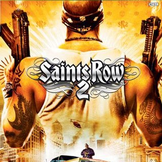 Saints Row 2 PC delayed
