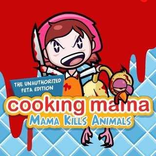 Nintendo's Cooking Mama targeted by PETA
