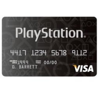 Sony launches PlayStation credit card in US