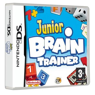 Junior Brain Training coming in December