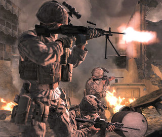Call of Duty holds strong at top of UK charts