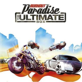 Burnout Paradise: Ultimate Box dated