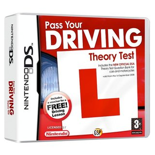 Pass Your Driving Theory Test interactive guide coming to DS