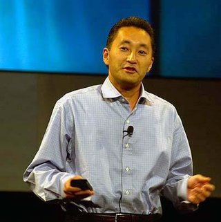 "PS3 is ""official"" console leader, says Kaz Hirai"