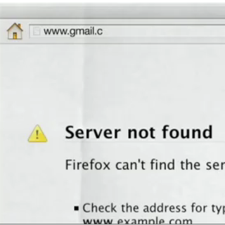 Google takes Gmail offline