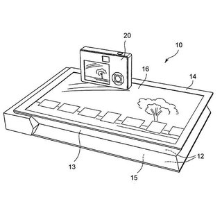 Sony submits patent app for touchscreen printer
