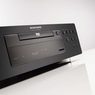 Marantz BD8002 Blu-ray player revealed