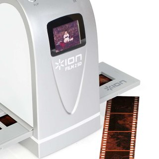 Film 2 SD neg scanner launches