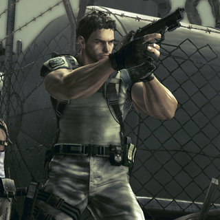 New Resident Evil 5 screenshots