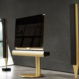 Bang and Olufsen golden range launches