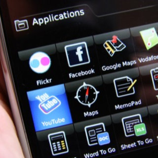 All BlackBerry handsets to get app store by March