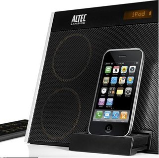 Altec Lansing unveils new portable audio products