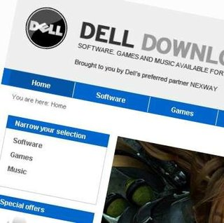 Dell Download Store launches