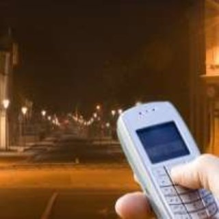 German towns deploy phone-activated street lights