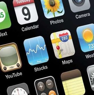 iPhone apps see high drop-off rate