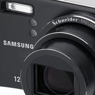 Samsung WB550 and WB100 compact cameras launched