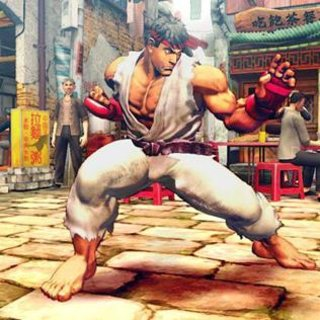 Olympic hopeful uses Street Fighter IV to train