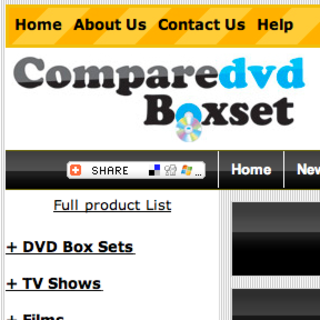 WEBSITE OF THE DAY - comparedvdboxset.com
