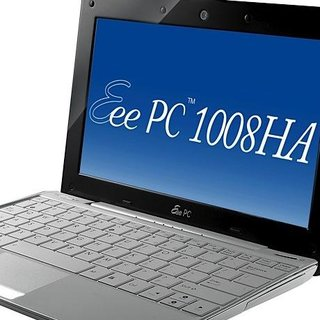 Asus launches super-slim Eee PC 1008HA