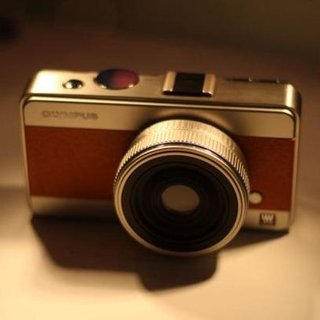 Olympus Micro Four Thirds camera dated