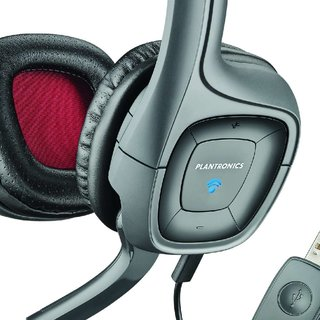 Plantronics .Audio 655 USB headset launches