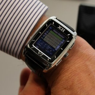 Hyundai to launch MB-910 mobile phone watch in UK