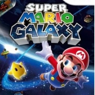 BAFTA crowns Super Mario Galaxy Best Game