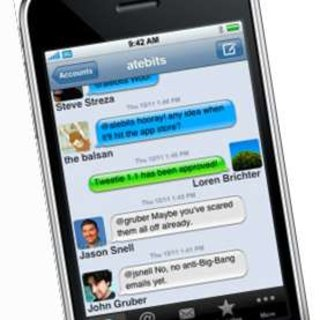 Tweetie 1.3 gets App Store approval