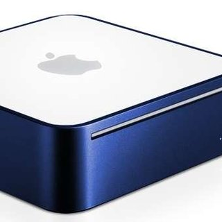 Mac mini comes in many colours
