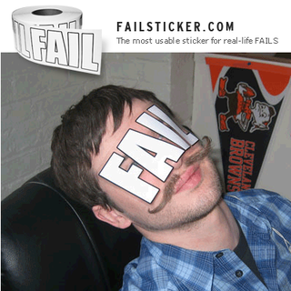 WEBSITE OF THE DAY - failsticker.com