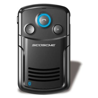 Scosche launches solChat bluetooth speaker phone