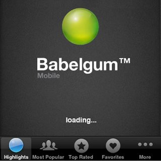 Babelgum updates mobile video app and launches in US