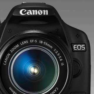Canon EOS 500D DSLR camera launches
