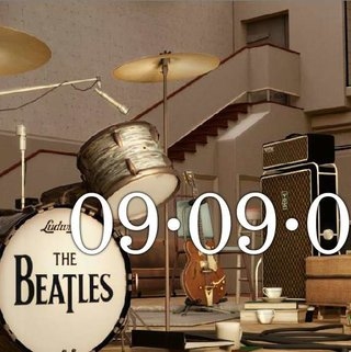 Instruments start to appear on Beatles Rock Band site