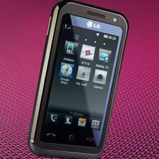"T-Mobile to offer LG Arena in ""titan black"""