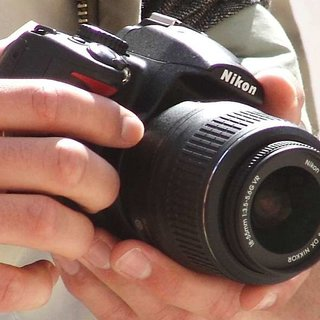 New Nikon DSLR revealed in spy shots