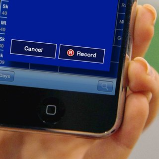 "Sky+ offers ""Remote Record"" iPhone app"