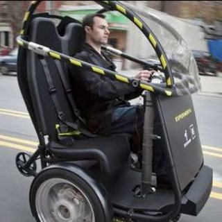 Segway to create two-seater transporter: The PUMA