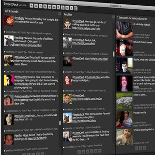 TweetDeck v0.25 fights back against Seesmic Desktop