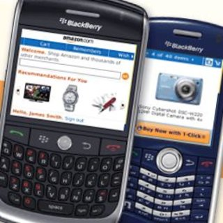 Amazon launches BlackBerry app