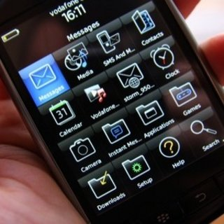 BlackBerry Storm update due soon
