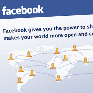 Facebook users urged to vote
