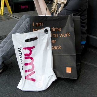 "Orange ""show and sell"" spaces coming to HMV stores"