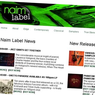Naim launches high-def music download store