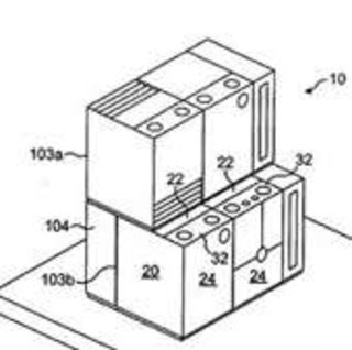 Dyson patents cuboid kitchen gadgets